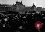 Image of May Day Parade Moscow Russia Soviet Union, 1953, second 55 stock footage video 65675043253