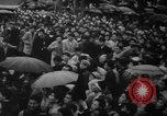Image of Unrest in Tokyo over the Treaty of San Francisco Tokyo Japan, 1952, second 15 stock footage video 65675043254