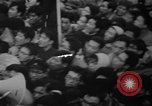 Image of Unrest in Tokyo over the Treaty of San Francisco Tokyo Japan, 1952, second 25 stock footage video 65675043254