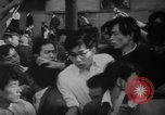 Image of Japanese students Tokyo Japan, 1953, second 30 stock footage video 65675043255
