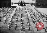 Image of Italian cadets Livorno Italy, 1929, second 44 stock footage video 65675043264