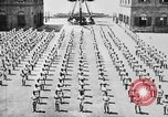 Image of Italian cadets Livorno Italy, 1929, second 49 stock footage video 65675043264