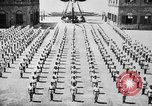 Image of Italian cadets Livorno Italy, 1929, second 52 stock footage video 65675043264