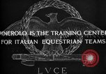 Image of Cavalry officers Pinerolo Italy, 1929, second 6 stock footage video 65675043266