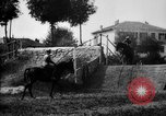 Image of Cavalry officers Pinerolo Italy, 1929, second 15 stock footage video 65675043266