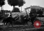 Image of Cavalry officers Pinerolo Italy, 1929, second 17 stock footage video 65675043266