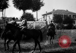 Image of Cavalry officers Pinerolo Italy, 1929, second 25 stock footage video 65675043266