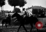 Image of Cavalry officers Pinerolo Italy, 1929, second 28 stock footage video 65675043266