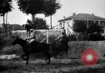 Image of Cavalry officers Pinerolo Italy, 1929, second 30 stock footage video 65675043266