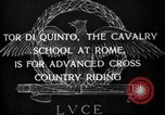 Image of Cavalry officers Rome Italy, 1929, second 3 stock footage video 65675043267