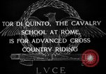 Image of Cavalry officers Rome Italy, 1929, second 8 stock footage video 65675043267