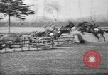Image of American Cavalry officers Rome Italy, 1929, second 22 stock footage video 65675043269