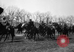 Image of American Cavalry officers Rome Italy, 1929, second 49 stock footage video 65675043269