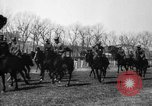 Image of American Cavalry officers Rome Italy, 1929, second 50 stock footage video 65675043269