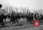 Image of American Cavalry officers Rome Italy, 1929, second 51 stock footage video 65675043269