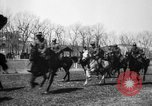 Image of American Cavalry officers Rome Italy, 1929, second 52 stock footage video 65675043269