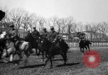 Image of American Cavalry officers Rome Italy, 1929, second 53 stock footage video 65675043269