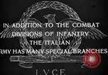 Image of Royal Mounted Carabineers Italy, 1929, second 4 stock footage video 65675043273