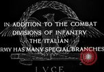 Image of Royal Mounted Carabineers Italy, 1929, second 8 stock footage video 65675043273