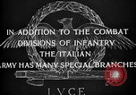 Image of Royal Mounted Carabineers Italy, 1929, second 10 stock footage video 65675043273