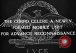 Image of Corpo Celere Italy, 1929, second 7 stock footage video 65675043274