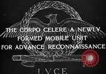 Image of Corpo Celere Italy, 1929, second 8 stock footage video 65675043274