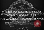 Image of Corpo Celere Italy, 1929, second 9 stock footage video 65675043274