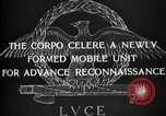 Image of Corpo Celere Italy, 1929, second 10 stock footage video 65675043274