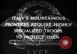 Image of Italian Infantry Italy, 1929, second 1 stock footage video 65675043281