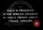 Image of African troops in Italian colony Italy, 1929, second 5 stock footage video 65675043282