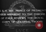 Image of Prince of Piedmont Italy, 1929, second 14 stock footage video 65675043283