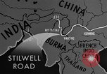 Image of Chinese engineers build Ledo road Burma, 1944, second 9 stock footage video 65675043289