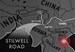 Image of Chinese engineers build Ledo road Burma, 1944, second 13 stock footage video 65675043289