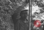Image of Chinese engineers build Ledo road Burma, 1944, second 22 stock footage video 65675043289
