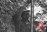 Image of Chinese engineers build Ledo road Burma, 1944, second 23 stock footage video 65675043289