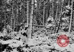 Image of Western Front snow scenes January 1945 in World War II Europe, 1945, second 18 stock footage video 65675043290
