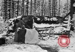 Image of Western Front snow scenes January 1945 in World War II Europe, 1945, second 25 stock footage video 65675043290