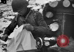 Image of Western Front snow scenes January 1945 in World War II Europe, 1945, second 28 stock footage video 65675043290