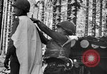 Image of Western Front snow scenes January 1945 in World War II Europe, 1945, second 31 stock footage video 65675043290