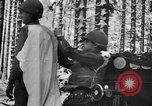Image of Western Front snow scenes January 1945 in World War II Europe, 1945, second 32 stock footage video 65675043290
