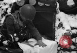 Image of Western Front snow scenes January 1945 in World War II Europe, 1945, second 37 stock footage video 65675043290