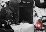 Image of Western Front snow scenes January 1945 in World War II Europe, 1945, second 40 stock footage video 65675043290