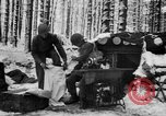 Image of Western Front snow scenes January 1945 in World War II Europe, 1945, second 46 stock footage video 65675043290