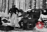 Image of Western Front snow scenes January 1945 in World War II Europe, 1945, second 48 stock footage video 65675043290