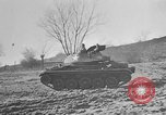 Image of United States M-24 Chaffee tank Germany, 1945, second 6 stock footage video 65675043291