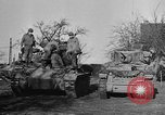Image of United States M-24 Chaffee tank Germany, 1945, second 20 stock footage video 65675043291