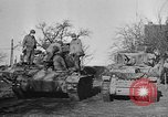 Image of United States M-24 Chaffee tank Germany, 1945, second 21 stock footage video 65675043291