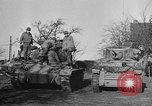 Image of United States M-24 Chaffee tank Germany, 1945, second 22 stock footage video 65675043291