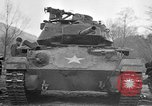 Image of United States M-24 Chaffee tank Germany, 1945, second 25 stock footage video 65675043291