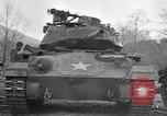 Image of United States M-24 Chaffee tank Germany, 1945, second 27 stock footage video 65675043291
